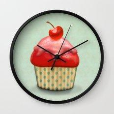 Muffin Wall Clock