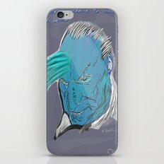 Norberto  iPhone & iPod Skin