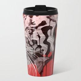 Mmm...chocolate Metal Travel Mug