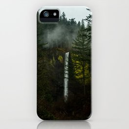 Tucked Away in the Columbia River Gorge iPhone Case