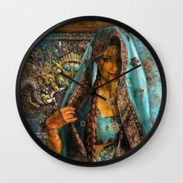 Priya  Wall Clock