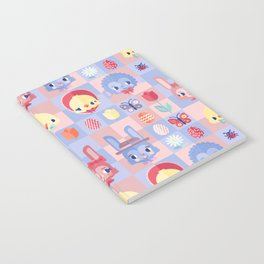 Happy Easter! Pattern Notebook