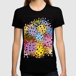 Pandemic - multiplication of viruses T-shirt