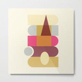 Modern Totem #society6 #decor #buyart #artprint Metal Print
