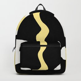 The Garden And The Snake Backpack