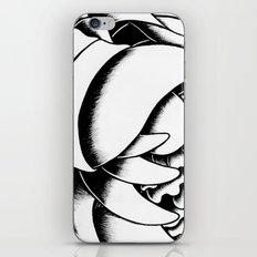 Feminine Figure iPhone & iPod Skin