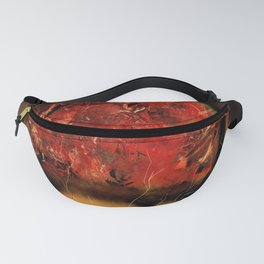 Powerful Ball Fanny Pack