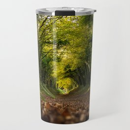 Green Tunnel Vision Travel Mug