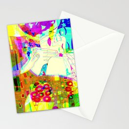 THE KISS Stationery Cards