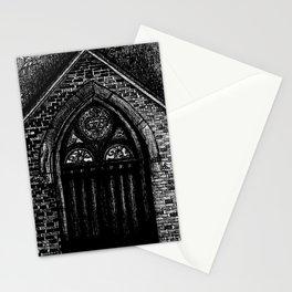 673 mohawk street Stationery Cards