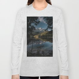 Lake Mood - Landscape and Nature Photography Long Sleeve T-shirt