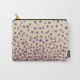 Amethysts Carry-All Pouch