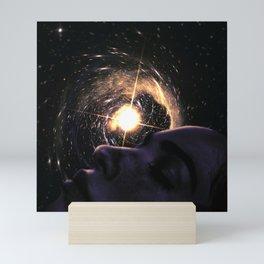 Dreaming The Universe Astronomy Dreamscape Mini Art Print