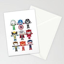 'UNCANNY AVENGERS' ROBOTICS Stationery Cards