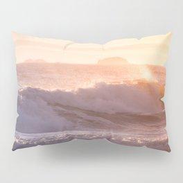 Ocean sunset Pillow Sham