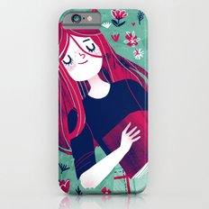 Flowe Bed iPhone 6s Slim Case