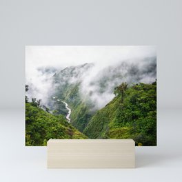 The Shrouded Valley Mini Art Print