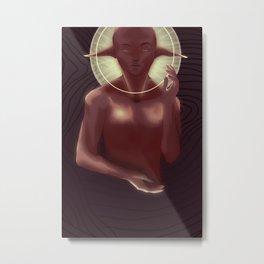 Morning Comes (Carnelian) Metal Print