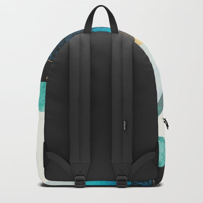 Teal Afternoon Backpack