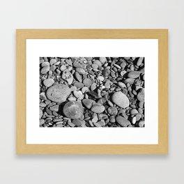 Stoney Framed Art Print
