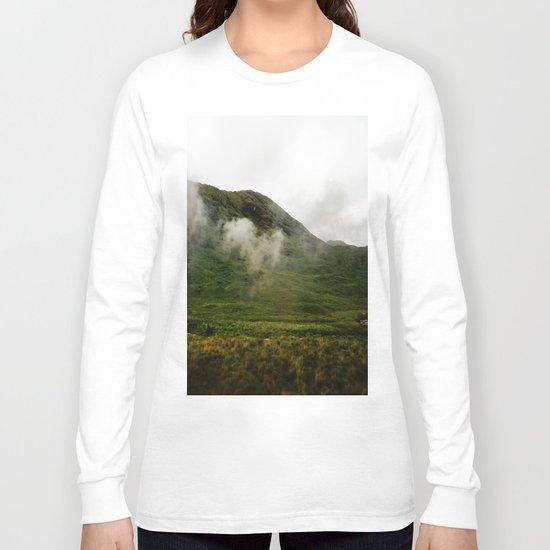Green Land Long Sleeve T-shirt