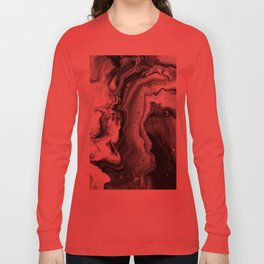 Marble in the Water Long Sleeve T-shirt