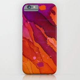 Abstract streams  iPhone Case