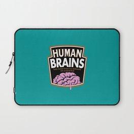 Human Brains Laptop Sleeve