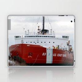 USCG Cutter Mackinaw 83 Laptop & iPad Skin