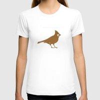 cardinal T-shirts featuring Cardinal by JessaDee`Designs