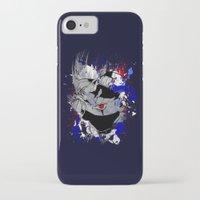 kakashi iPhone & iPod Cases featuring Kakashi Eye by feimyconcepts05