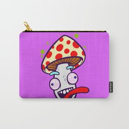 Trippin' Shroom Carry-All Pouch