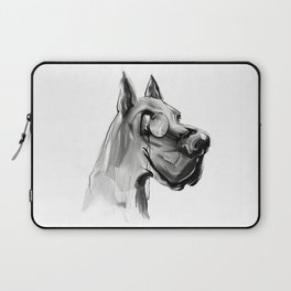 dear dog Laptop Sleeve
