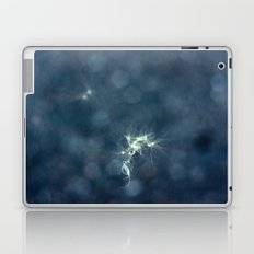 Floating Dandelion Petals Laptop & iPad Skin