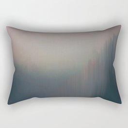 Paysage dans le Brouillard Rectangular Pillow