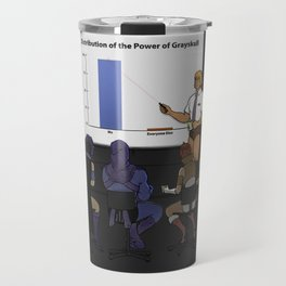 I HAVE THE POWERPOINT! Travel Mug