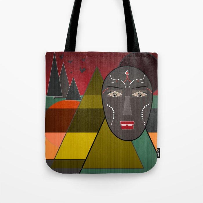 Africa . Tote Bag