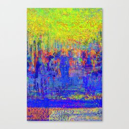 20180728 Canvas Print