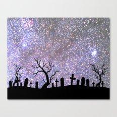 Stary Night Canvas Print
