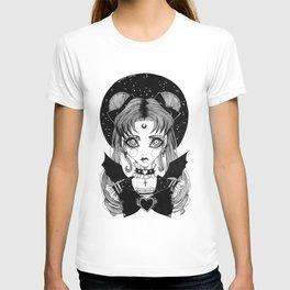 Sailor Goth Moon T-shirt