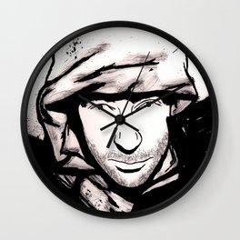 Jonah Matranga Wall Clock
