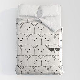 That Cool Polar Bear Comforters