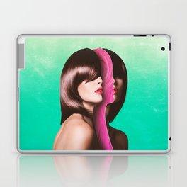 Split Hairs Laptop & iPad Skin
