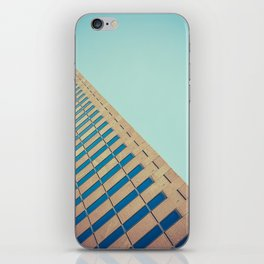 Diagonal Architecture Abstract iPhone Skin