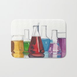 For Science! Bath Mat