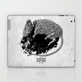 Decapitated by dishwasher I (white) Laptop & iPad Skin