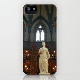 Ottawa Library iPhone Case
