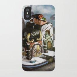 Floating Sushi iPhone Case