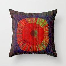 HYPNOSE Throw Pillow
