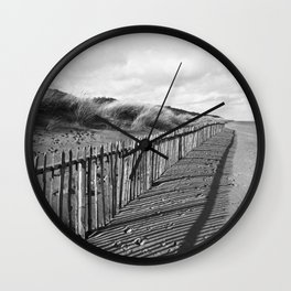 Midlands I Wall Clock